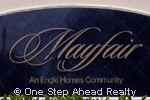 Mayfair At Wellington sign
